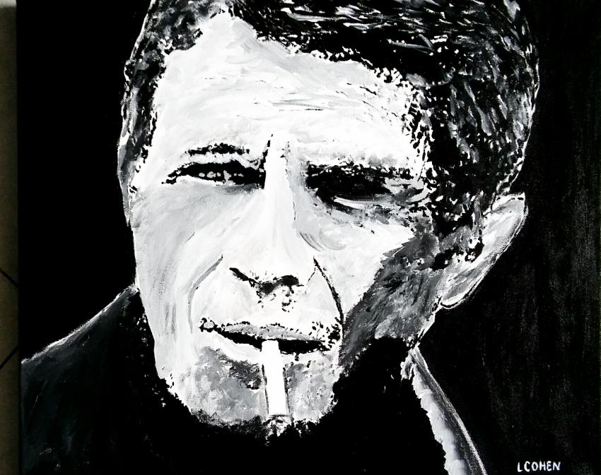 Steve McQueen by LIONEL.COHEN